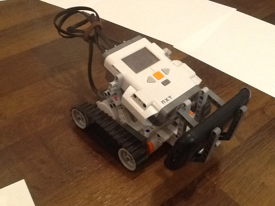 Self-driving Lego Mindstorms Robot | Becoming a better systems builder
